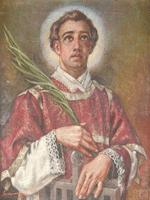 Obraz św. Wawrzyńca